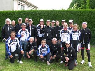 CHAMPIONNAT ROUTE 91 - 2012 - DELEGATION AAOC