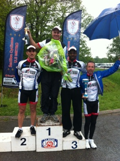 LES BISCORNES - PODIUM CAT.3