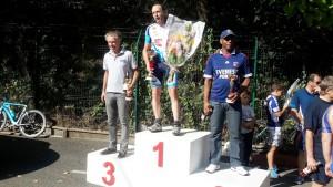 Podium GS - 2è place de Bruno FLORIE