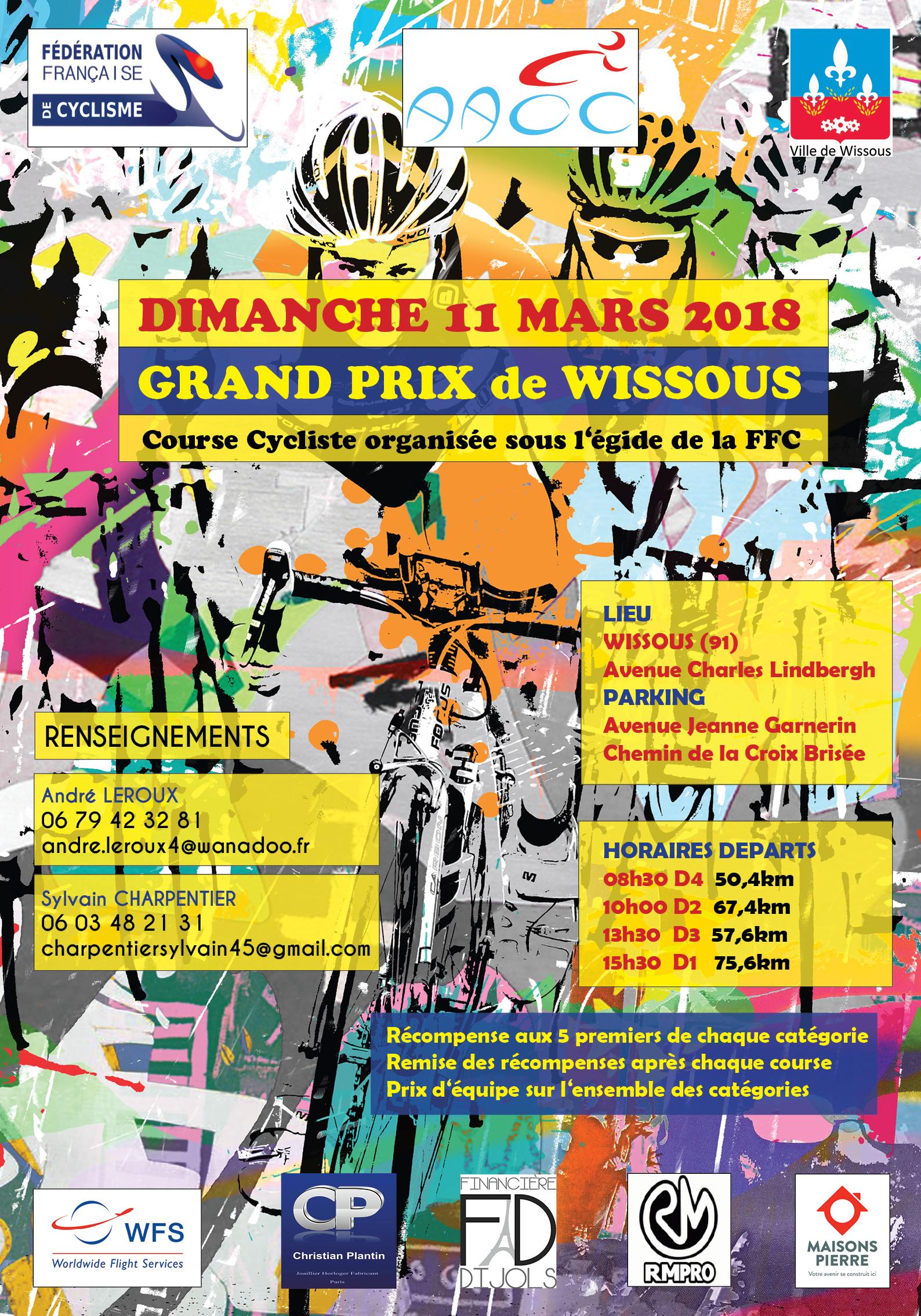 Wissous 2018